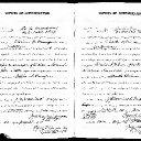 Martha Ellen Mozingo - Will Document