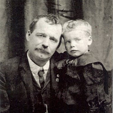 Mathew Fisher and his son, Sam Fisher.jpg
