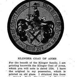Johann Phillip Klinger images