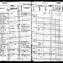 Mary Lowry & Clara May Lowry - 1885 Iowa State Census