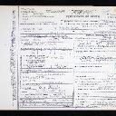 Augusta Koschnitski - Pennsylvania, Death Certificates, 1906-1944