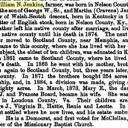 George W Jenkins - History of Lewis, Clark, Knox and Scotland Counties, Missouri Volume 2