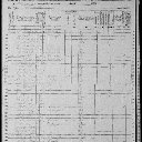 Richard H Johnson & Mary A Griffin - 1870 United States Federal Census