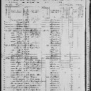 Paulina C Davidson & Robert H Billups - 1870 United States Federal Census