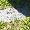 Susannah Crick - Find a Grave
