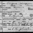 Verona Ogg Wiegner - 1915 Iowa State Census