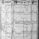 Ruth Burress - 1860 United States Federal Census
