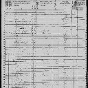 Alva Washington Johnson - 1850 United States Federal Census