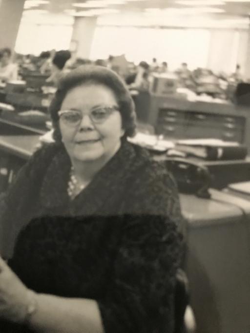Madeline Ella Ford