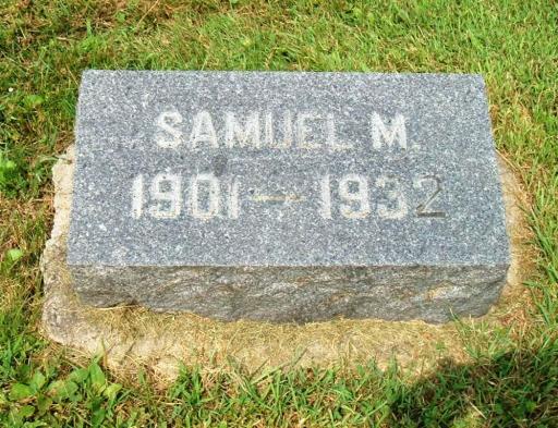 Samual Miller Hammond