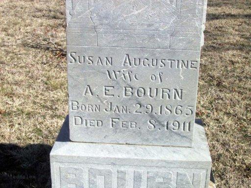 Susan Augustine Alexander