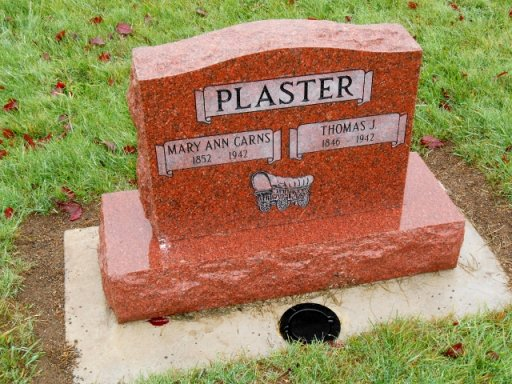 Thomas Jefferson Plaster