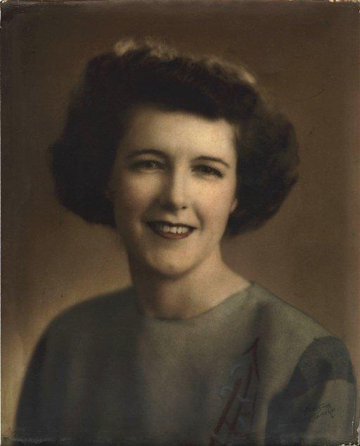 Anna Franklin Van Deusen