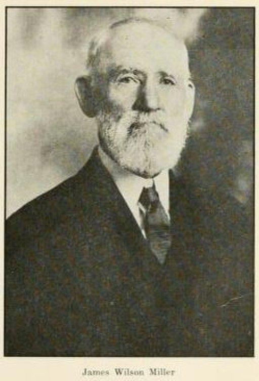 James Wilson Miller