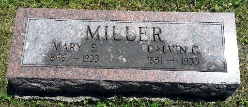 Calvin Chalmers Miller