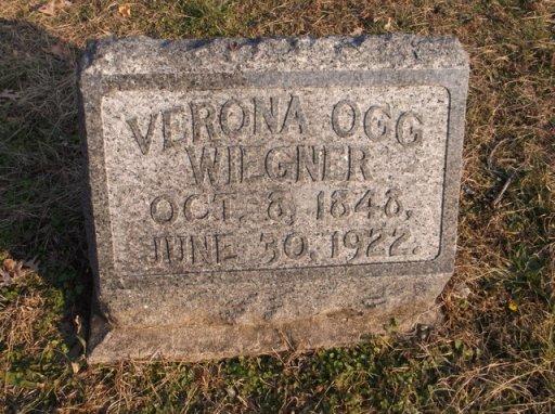 Verona Ogg Wiegner