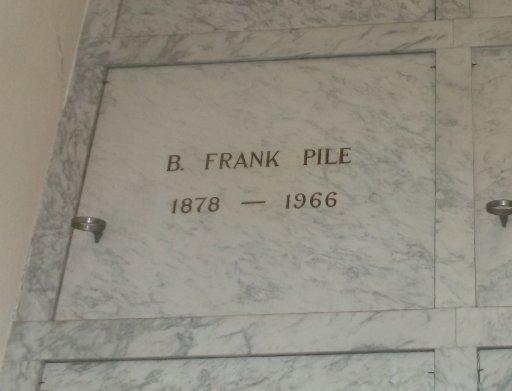 Benjamin Franklin Pile