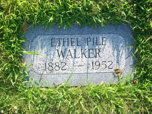 Ethel M Pile