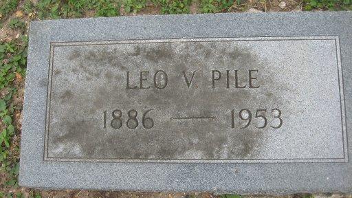Leo V Pile