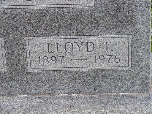 Lloyd Thomas Johnson